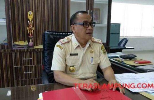 Kepala BPPRD Bandarlampung, Yanuardi