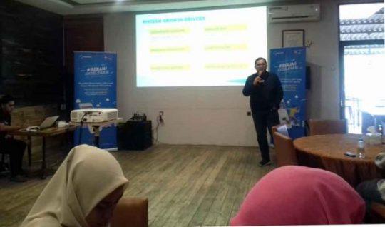 Senior Vice President Corporate Communication Akseleran, Rimba Laut