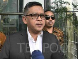 Sekjen DPP PDIP Hasto Kristiyanto Diperiksa KPK