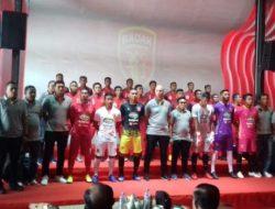 Peluncuran Jersey Badak Lampung, Ini Harapan Kadis Olahraga Lampung
