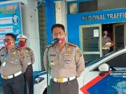 Direktur Lalu Lintas Polda Lampung, Kombes Pol.Chiko Ardwiatto