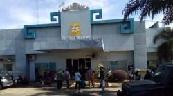 Kantor PLN ULP Bumi Abung, Lampung Utara. Foto: Teraslampung/Feaby Handana