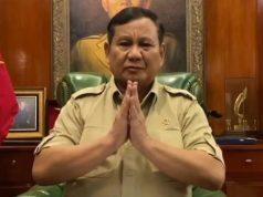 Ketua Umum Partai Gerindra, Prabowo Subianto. (Foto: Istimewa).
