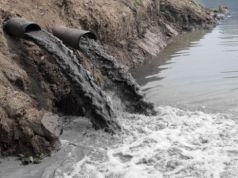 Ilustrasi pencemaran air, polusi air. [Shutterstock]
