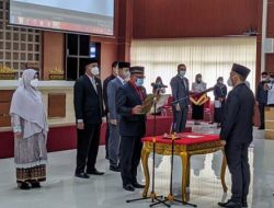 PAW Anggota DPRD Bandarlampung, Sudibio Putra Gantikan Naldi Rinara