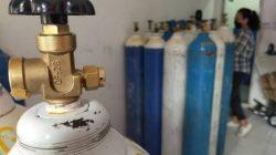 Tabung oksigen/Foto: MNC Media