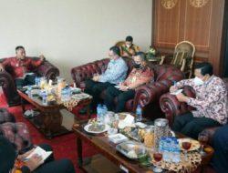 Bahas Sempadan Pantai, Bupati Lampung Selatan Undang Kepala BPN