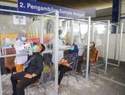 PPKM Darurat-PPKM Mikro, PT KAI Sediakan 83 Stasiun yang Layani Rapid Test Antigen