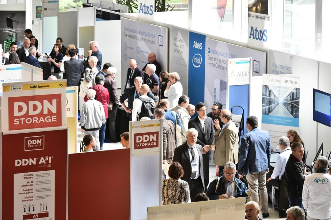 Teratec exhibition