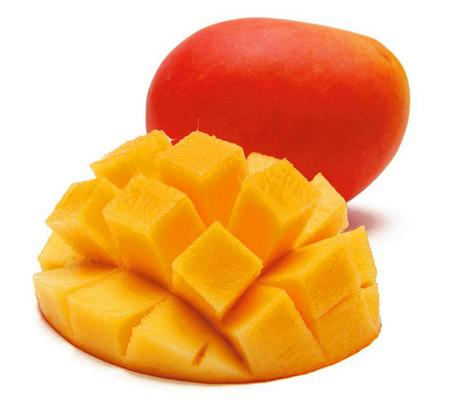 Fresh Mangoes for Peach-Mango Salsa Recipe