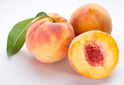 3 Peachy Raw Food Recipes for Summer: Peach Ice Cream, Peach Pit Tea, and Peach-Mango Salsa