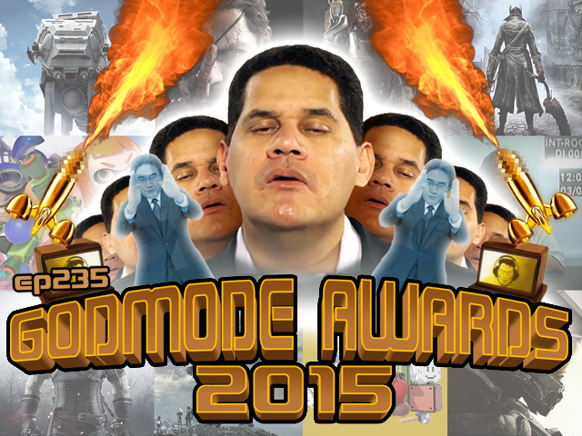 Godmode Awards 2015
