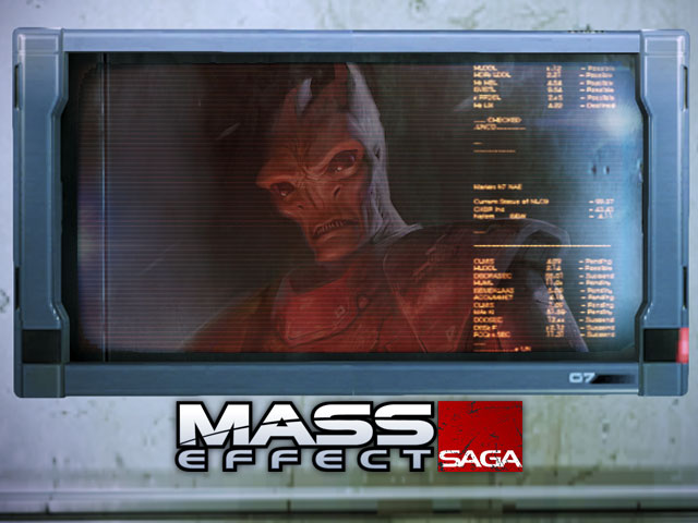 Mass Effect Saga [Solin: Mirror Image]