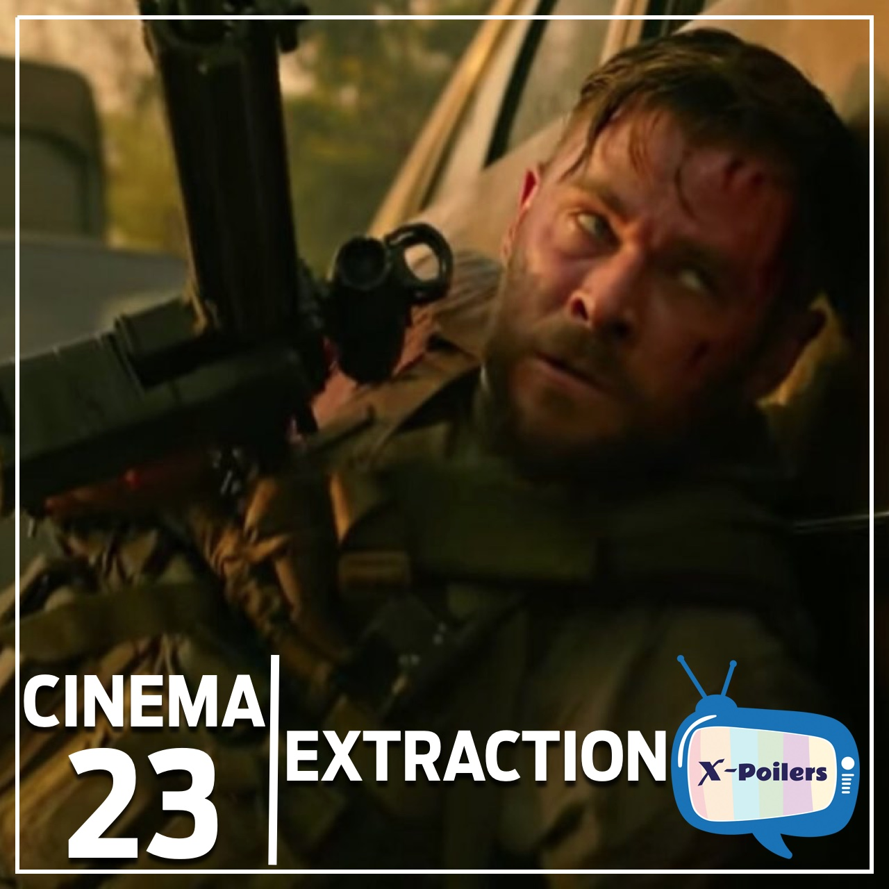 Cinema 23: Extraction