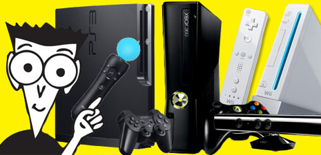 Consoles for dummies