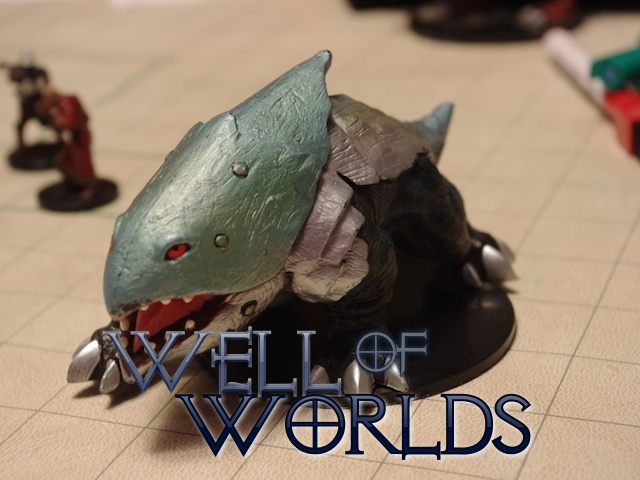 Well of Worlds: trolls & bulettes