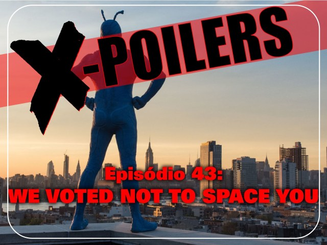 We voted not to space you
