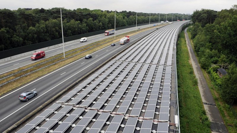 Trenes solares 1