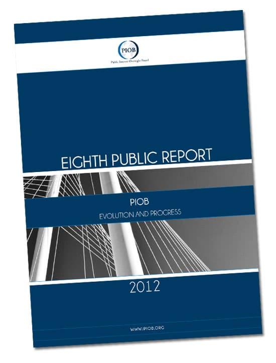 Diseño de Memoria PIOB - Eighth Public Report