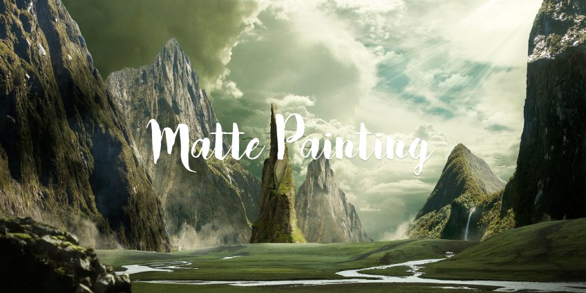 Proyecto Matte Painting terecarbonell