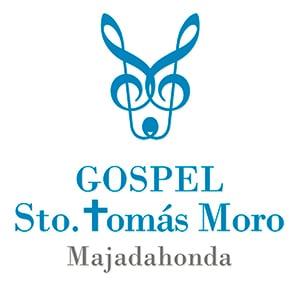 Logo Coro Gospel Santo Tomás Moro