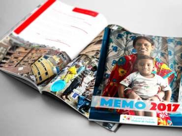 Memoria Fundación Colores de Calcuta 2017