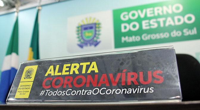 Secretaria de Estado de Saúde informa 21º óbito por coronavírus em Mato Grosso do Sul