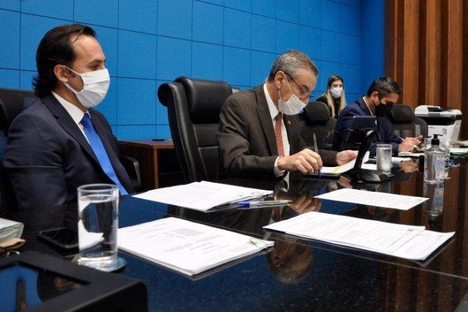 LDO começa a tramitar estimando impactos da Covid-19 e receita de R$ 16 bilhões