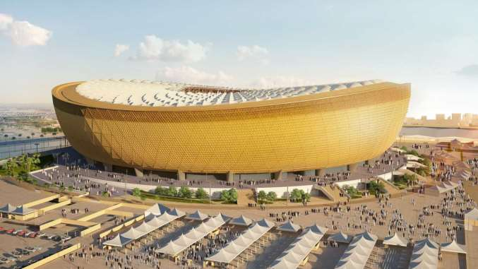 Catar anuncia conclusão de novo estádio para Copa do Mundo de 2022