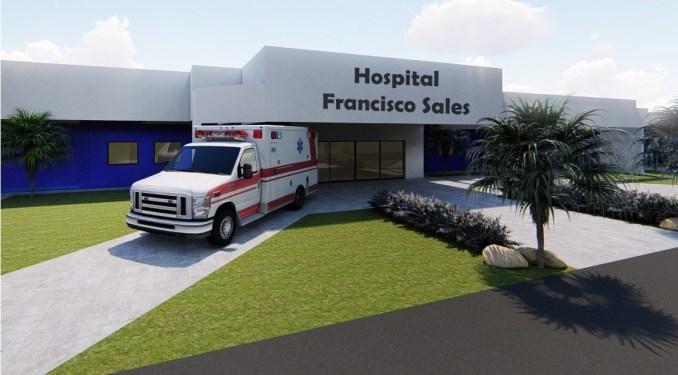 Investimentos do Estado em Saúde não perdem fôlego e obras são autorizadas em hospital de Bodoquena