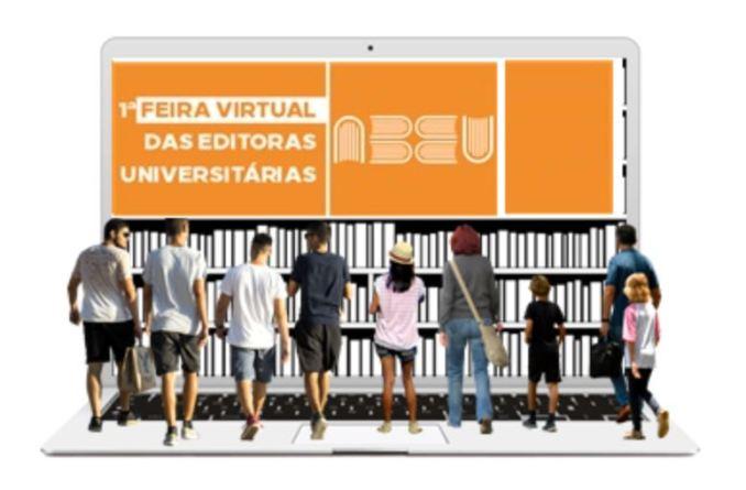 Editora UEMS participa da 1ª Feira Virtual da ABEU