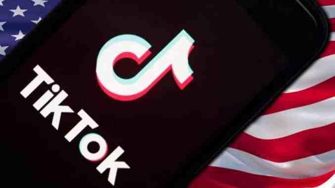 TikTok e outros apps chineses podem ser banidos dos Estados Unidos