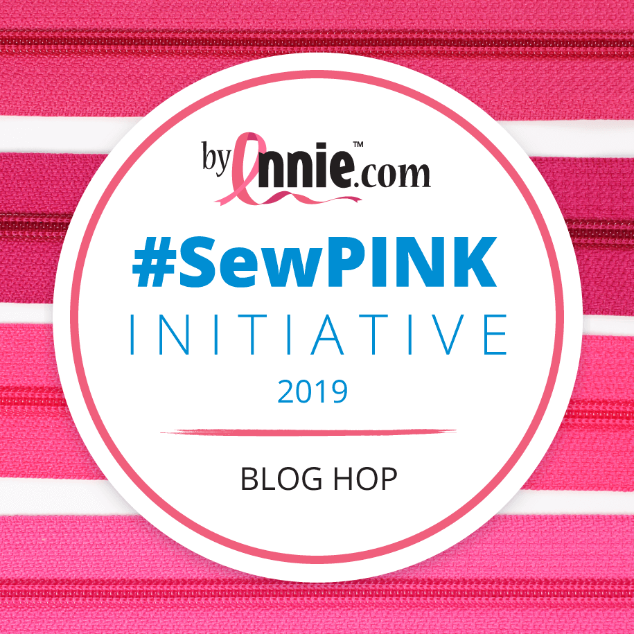 Sew Pink (in your pincushion!)