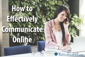 How to Effectively Communicate Online