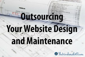 Outsourcing Your Website Design and Maintenance