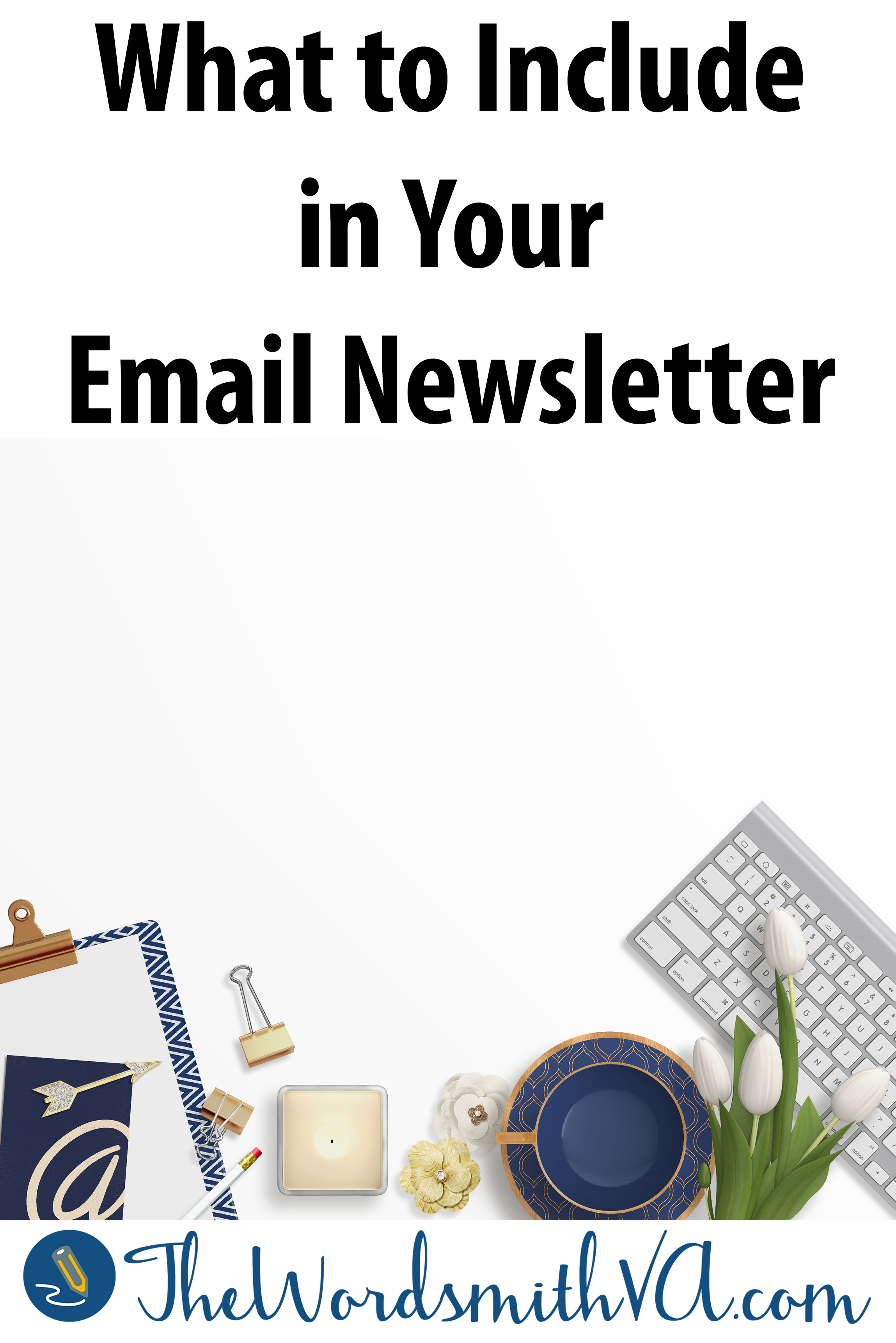 what to put in a newsletter