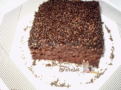 Bolo de chocolate sem farinha/ Presente Ducoco