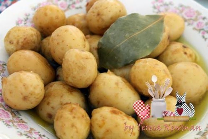 Batata aperitivo / Batata calabresa