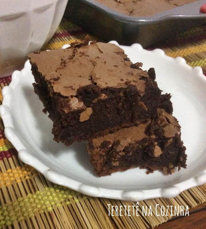 Brownie de Liquidificador