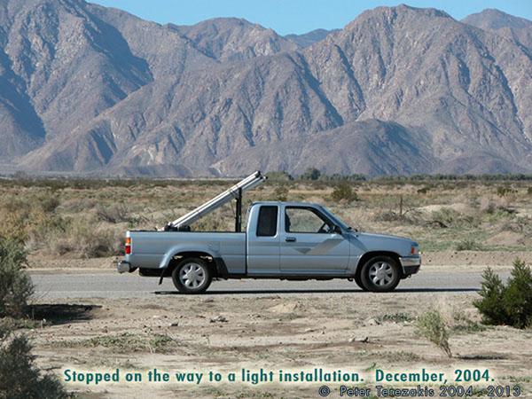 Anza-Borrego Desert, Terezakis 2004