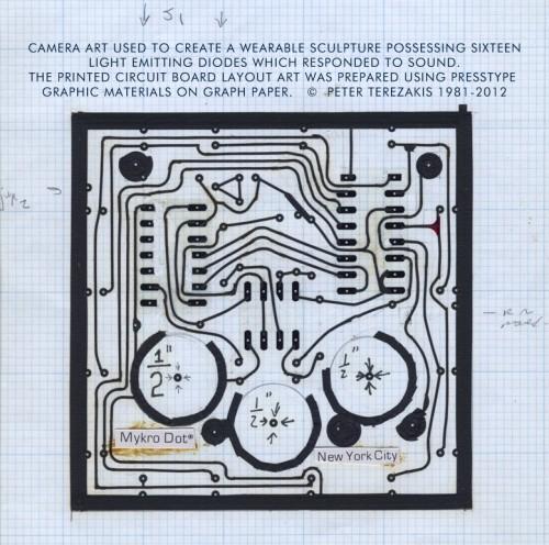 Peter Terezakis Audiotron 1983