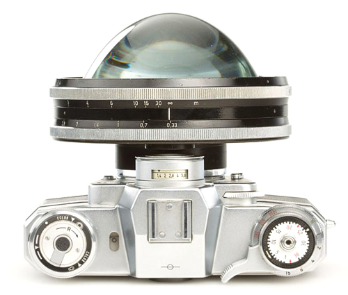 Carl Zeiss Super-Q-Gigantar 40mm f0.33