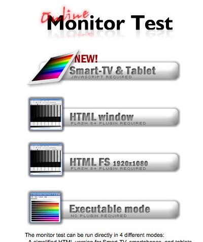 Montor tests
