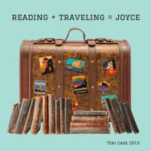 reading travelling joyce