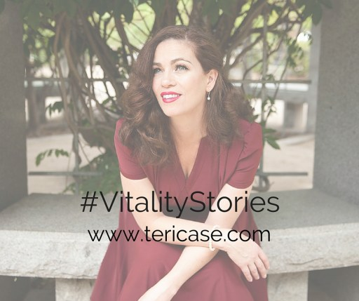 Teri Case Vitality Stories