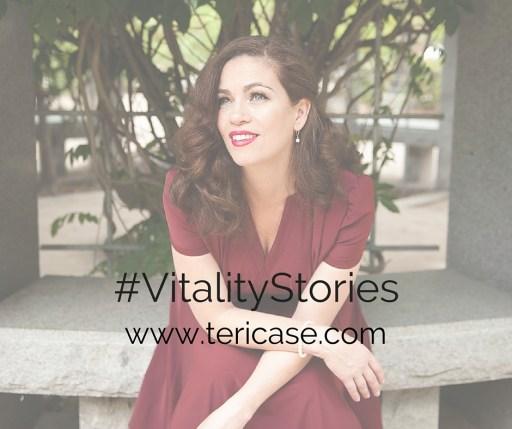 Teri Case Vitality Stories