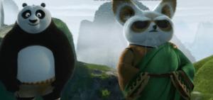 Inner Peace Kungfu Panda 2