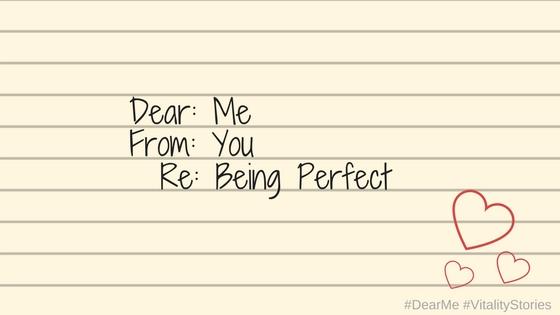 Dear Me by Mary Jo Hazard Vitality Stories