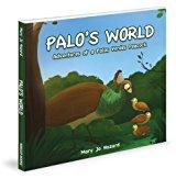 Palo's world peacock by Mary Jo Hazard