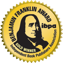 Tiger Drive Wins the Benjamin Franklin Award
